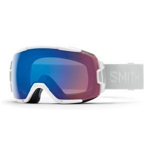 Lyžařské brýle Smith VICE WHITE VAPOR/CHROMAPOP STORM ROSE FLASH
