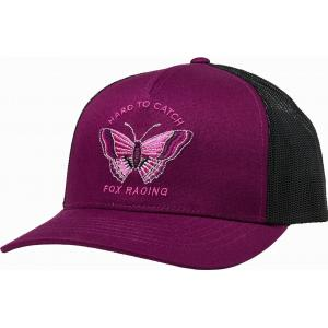 Kšiltovka Fox Flutter Trucker Hat Dark Purple