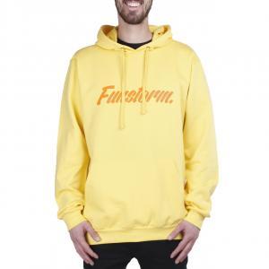 Mikina Funstorm Larner yellow