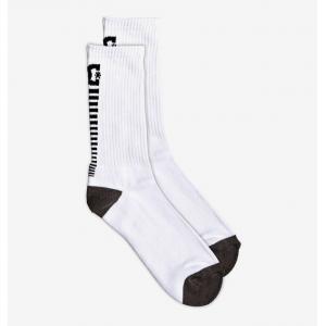 Ponožky DC BACK SMACK WHITE