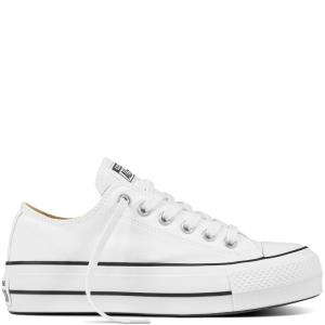 Boty Converse Chuck Taylor All Star Lift White/Black/White