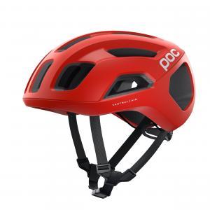 Cyklistická helma POC Ventral AIR SPIN Prismane Red Matt