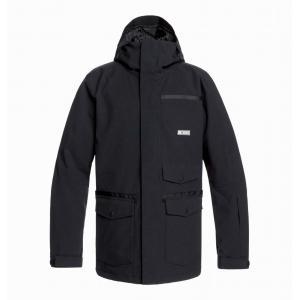 Zimní bunda DC SERVO Jkt BLACK