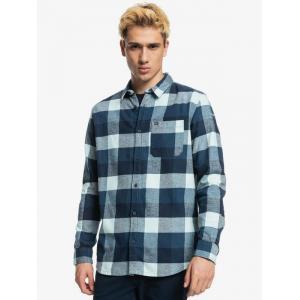 Košile Quiksilver MOTHERFLY BLUE LIGHT MOTHERFLY
