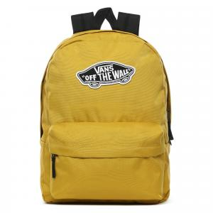 Batoh Vans REALM BACKPACK OLIVE OIL