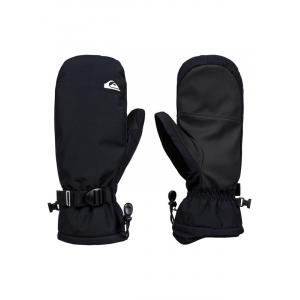 Rukavice Quiksilver MISSION MITT BLACK