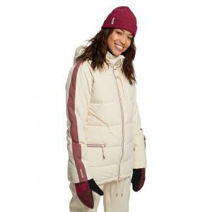 Zimní bunda Burton KEELAN JACKET Creme Brulee/Rose Brown