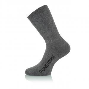 Ponožky Funstorm Sekul dark grey