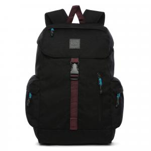 Batoh Vans RANGER PLUS BACKPACK Black/Port Royale