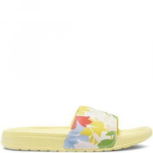 Pantofle Converse All Star Slide LT ZITRON/EGRET/PINK FOAM