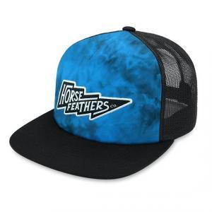 Kšiltovka Horsefeathers BLAINE CAP blue tie dye
