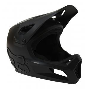 Cyklistická helma Fox Rampage Helmet Black/Black