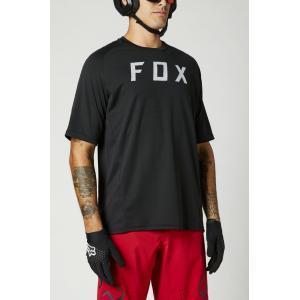 Pánský cyklodres Fox Defend Ss Jersey Black