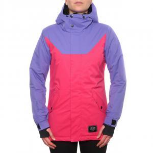 Zimní bunda Funstorm Ergusa violet/pink