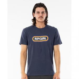 Tričko Rip Curl SURF REVIVAL HEY MUMA TEE  Navy