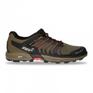Běžecké boty Inov 8 ROCLITE 315 GTX Brown/Red