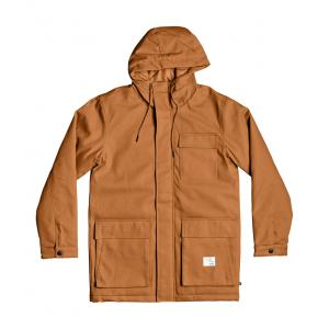 Zimní bunda DC CANONDALE JACKET SUDAN BROWN