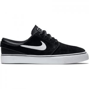Boty Nike SB Stefan janoski (gs) black/white-gum MED brown