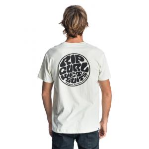 Tričko Rip Curl ORIGINAL WETTY SS TEE  PALE GREEN