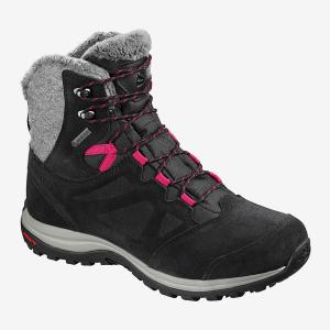 Boty Salomon ELLIPSE WINTER GTX Bk/PHANTOM/Ceris