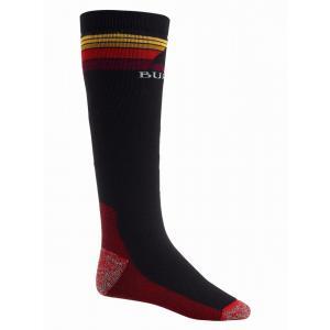Ponožky Burton M EMBLEM MDWT SK TRUE BLACK
