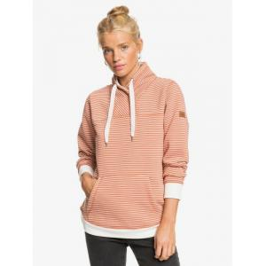 Mikina Roxy BOAT TRIP STRIPES AUBURN ME STRIPES