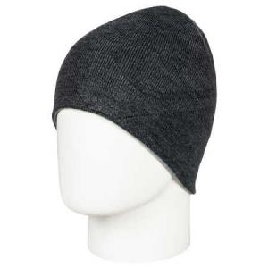 Čepice Quiksilver M&W Beanie BLACK HEATHER