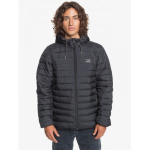 Zimní bunda Quiksilver SCALY HOOD BLACK