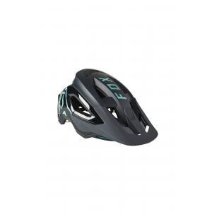 Cyklistická helma Fox Speedframe Pro Helmet Teal