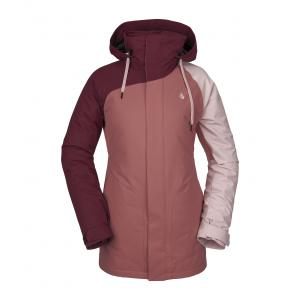 Zimní bunda Volcom Westland Ins Jacket Mauve
