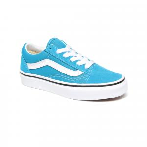 Boty Vans Old Skool CARIBBEAN SEA/TRUE WHITE