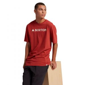 Tričko Burton HORIZONTAL MOUNTAIN SS TANDORI