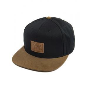 Kšiltovka Horsefeathers GRAVES CAP black