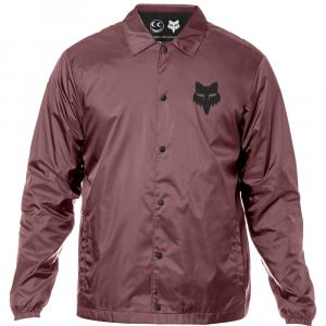 Bunda Fox X See See Coaches Jacket Rose