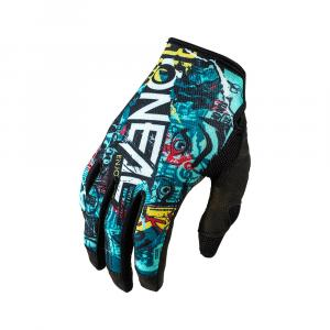 Cyklistické rukavice Oneal MAYHEM Glove SAVAGE multi