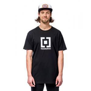Tričko Horsefeathers BASE T-SHIRT black