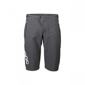 MTB kraťasy na kolo POC Essential Enduro Shorts Sylvanite Grey