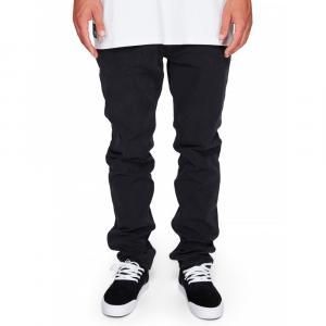 Kalhoty Quiksilver KRANDY 5 POCKETS BLACK