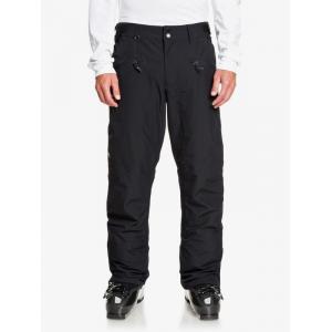 Snowboardové kalhoty Quiksilver BOUNDRY PT TRUE BLACK