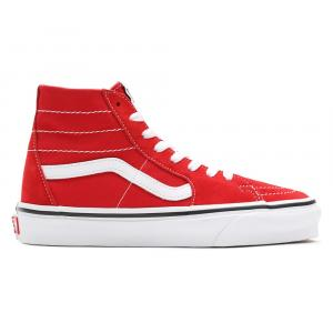 Boty Vans SK8-Hi Tapered RACING RED/TRUE WHITE