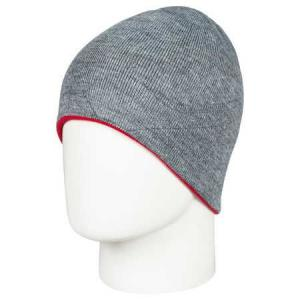 Čepice Quiksilver M&W Beanie GREY HEATHER