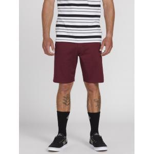 Kraťasy Volcom Fricking Modern Stretch Shorts 19 Pinot