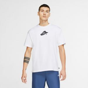 Tričko Nike SB TEE ARTIST 2 white/black
