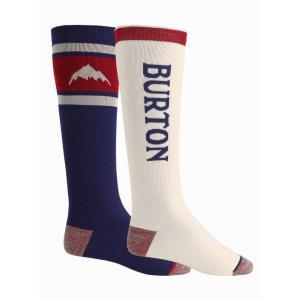Ponožky Burton M WEEKEND MDWT 2PK MOOD INDIGO