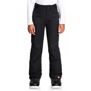 Snowboardové kalhoty Roxy BACKYARD GIRL PT TRUE BLACK