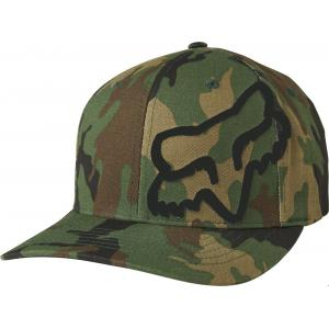 Kšiltovka Fox Flex 45 Flexfit Hat Camo