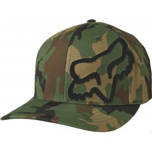 Kšiltovka Fox Flex 45 Flexfit Hat Camo