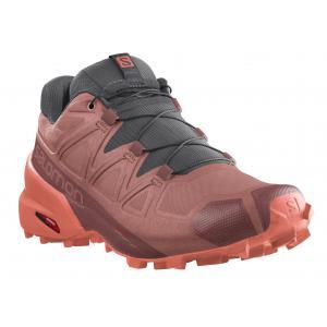 Běžecké boty Salomon SPEEDCROSS 5 W Brick Dust/ Persimon/ Persimon