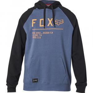 Mikina Fox Non Stop Raglan Po Fleece Blue Steel
