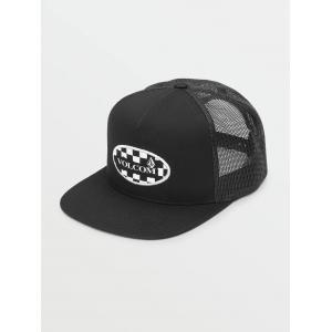 Čepice Volcom Wilmer Cheese Hat Black